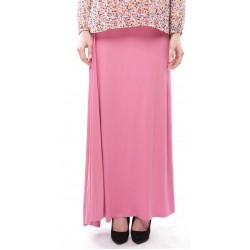 AZALEA side pleated skirt in Pink