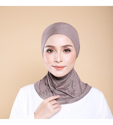 ASMAA Inner Neck with Tieback in Taupe