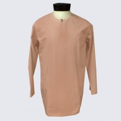 YAQUB COTTON KURTA IN PINK