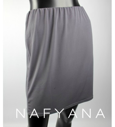 NFY hip inner with stretch band waist in Grey