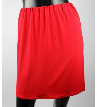 NFY hip inner with stretch band waist in Red