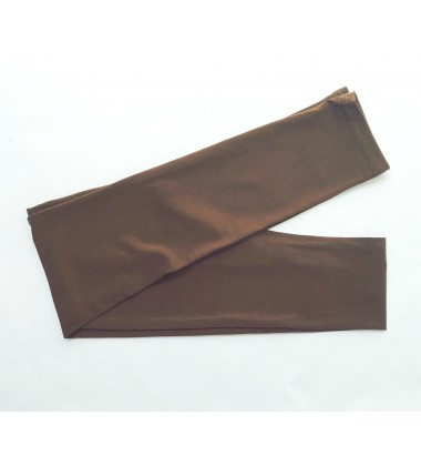 NFY lycra jersey sleeve inner in Brown