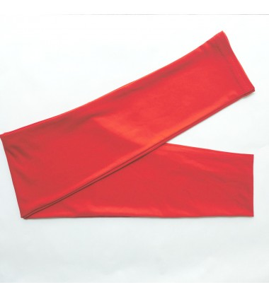 NFY lycra jersey sleeve inner in Chili Red