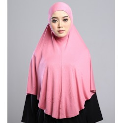 MEDINA Soft Jersey Oversized Tudung in Pink