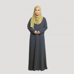 HEELA CHIFFON MAXI DRESS
