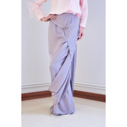 CHESSA Draped All Around Skirt