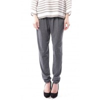 ZEHNA slouchy pants in Grey