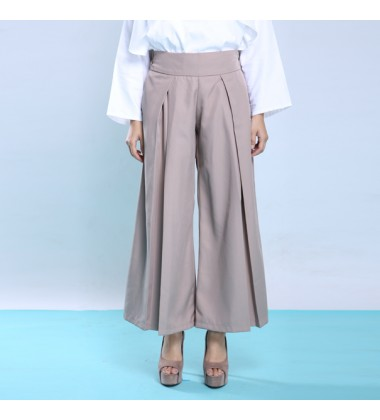 ELISE cullotes pants in Earth Color