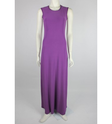 NFY Inner Sleeveless Dress in purple